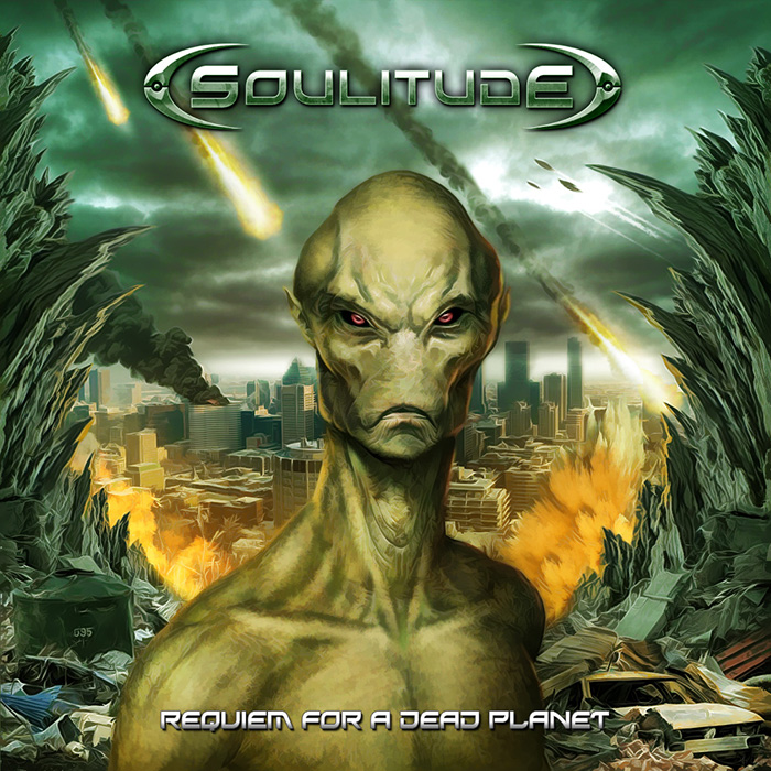 Soulitude - Requiem For A Dead Planet