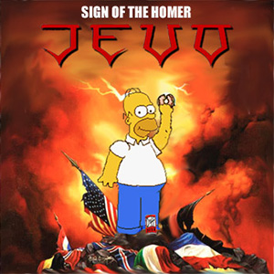 Jevo - Sign of the Homer